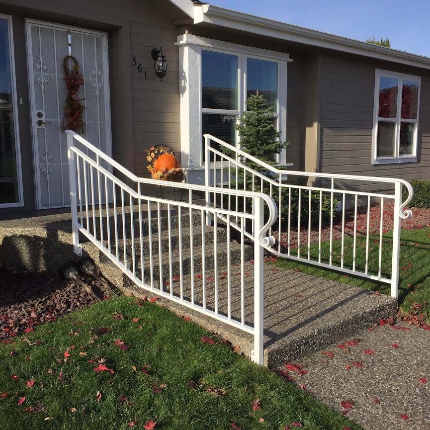 Hand railings